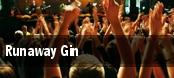 Runaway Gin tickets
