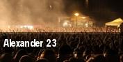 Alexander 23 Seattle tickets