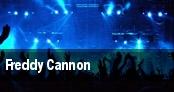 Freddy Cannon tickets