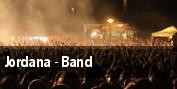 Jordana - Band tickets