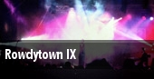 Rowdytown IX Morrison tickets