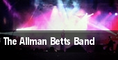 The Allman Betts Band tickets