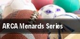ARCA Menards Series tickets
