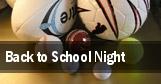 Back to School Night tickets