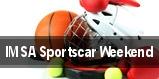 IMSA Sportscar Weekend tickets