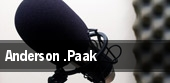 Anderson .Paak tickets