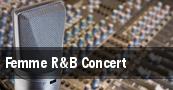 Femme R&B Concert tickets