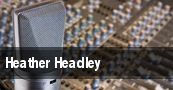 Heather Headley tickets