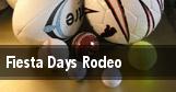 Fiesta Days Rodeo tickets