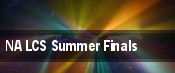 NA LCS Summer Finals tickets