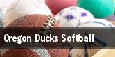 Oregon Ducks Softball tickets