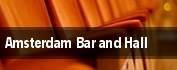Amsterdam Bar and Hall tickets