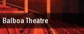 Balboa Theatre tickets
