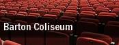 Barton Coliseum tickets