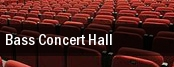 Bass Concert Hall tickets