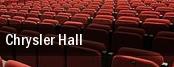 Chrysler Hall tickets