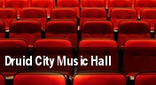 Druid City Music Hall tickets