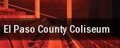 El Paso County Coliseum tickets