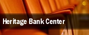Heritage Bank Center tickets
