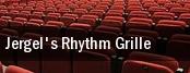 Jergel's Rhythm Grille tickets