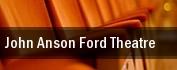 John Anson Ford Theatre tickets