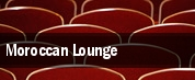 Moroccan Lounge tickets