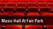 Music Hall At Fair Park tickets