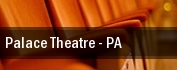 Palace Theatre tickets