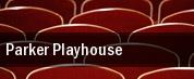 Parker Playhouse tickets