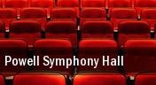 Powell Symphony Hall tickets