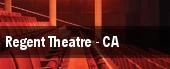 Regent Theatre tickets