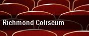 Richmond Coliseum tickets