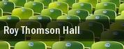 Roy Thomson Hall tickets