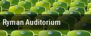 Ryman Auditorium tickets