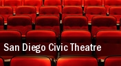 San Diego Civic Theatre tickets