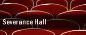 Severance Hall tickets