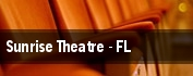 Sunrise Theatre tickets