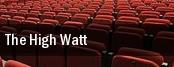 The High Watt tickets