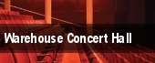 Warehouse Concert Hall tickets
