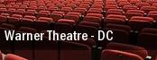 Warner Theatre tickets