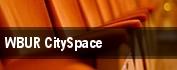 WBUR CitySpace tickets
