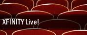 XFINITY Live! tickets