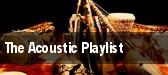 The Acoustic Playlist Atlantic City tickets