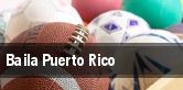 Baila Puerto Rico tickets